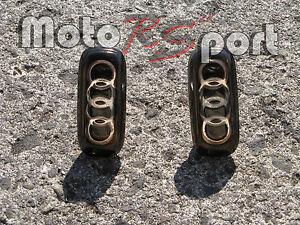 #Audi A3 8P A4 8E B7 A6 4F schwarze Seitenblinker mit Audi LOGO side blinker
