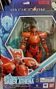 Saber Athena Side Jaeger Pacific Rim Uprising - Bandai 18cm Robot Spirit - Italia - Saber Athena Side Jaeger Pacific Rim Uprising - Bandai 18cm Robot Spirit - Italia