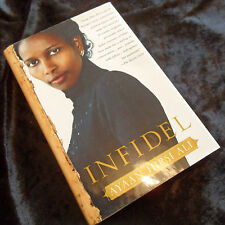 Infidel by Ayaan Hirsi Ali (Hardback, 2007) 1st Edition SIGNED