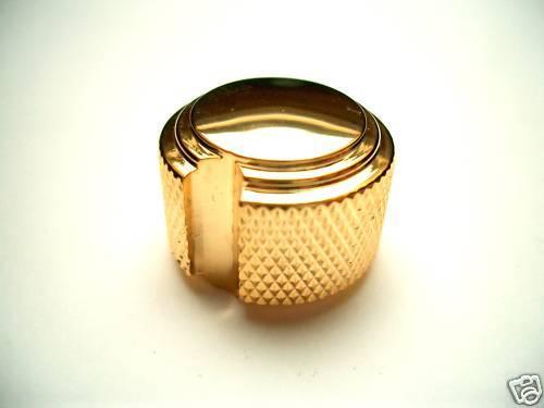 Duesenberg Control Knob Poti-knopf gold 22 mm