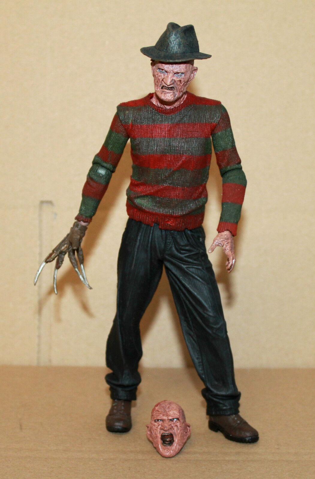 NECA FROTDY KRUEGER Nightmare Elm Street 2 FROTdy's Revenge Action Figure