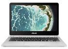 ASUS C302CA-DHM4 Chromebook Flip 12.5in. (64GB, Intel Core M3, 2.2GHz, 4GB) Chromebook - Silver