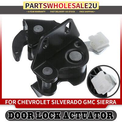 Door Lock Latch Rear Left or Right for Extended Cab Silverado Sierra 10356951