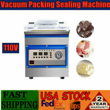 New Vacuum Chamber Sealer Vacuum Food Sealing Machine Commercial Packing Machine