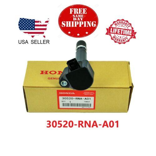 OEM New GENUIN HONDA CIVIC OEM IGNITION COIL 30520-RNA-A01