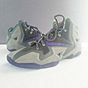 45152c1295326 Image is loading Nike-Lebron-XI-Men-Basketball-Shoes-Terracotta-Warrior-