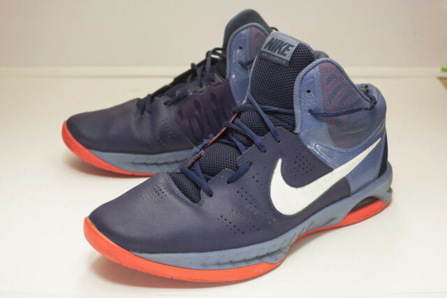 7dd813e93e6 Nike Air Visi Pro IV Mens Size 13 Blue Basketball Shoes for sale ...