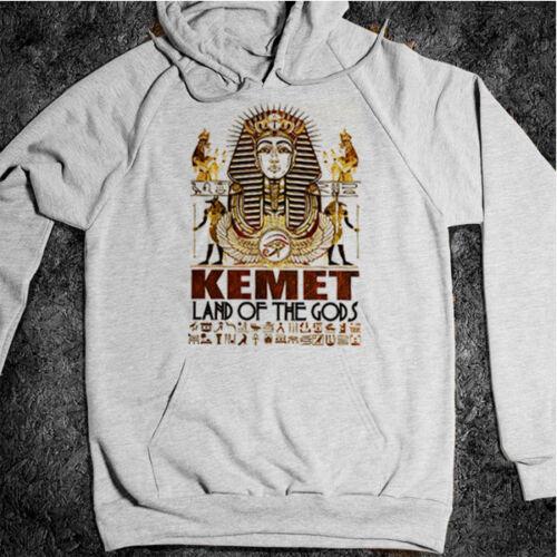 pyramid Egyptian Kemet hoodie Egypt Pharaoh Nefertiti King Tut Black History