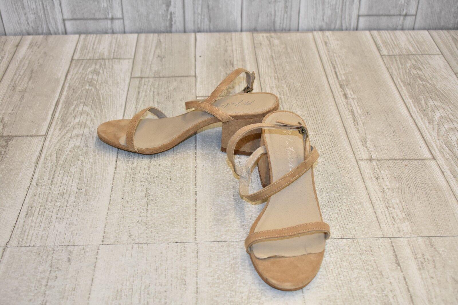 Matisse-Stella Sandalias para mujer mujer mujer Talla 7.5 M, Bronceado  barato y de alta calidad