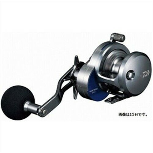Daiwa Saltiga 10HL LH Baitcasting Reel For Saltwater Game Fishing