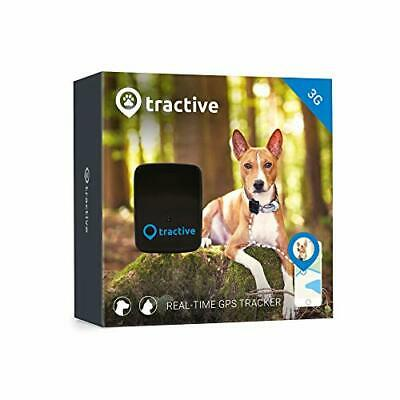 NEW SEALED Tractive Dog GPS Tracker waterproof finder pet GPS collar attachment