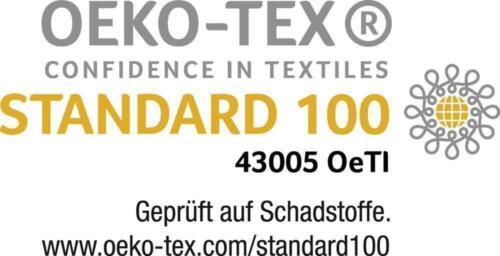 Frankenstolz f.a.n Matratzenauflage Wash Cotton 90 x 200 cm