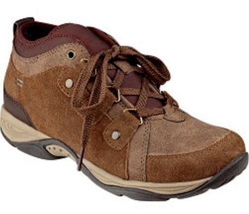 Easy Spirit Enduransa hiking boot athletic shoe suede NEW Leder Braun 8.5 Md NEW suede 504695