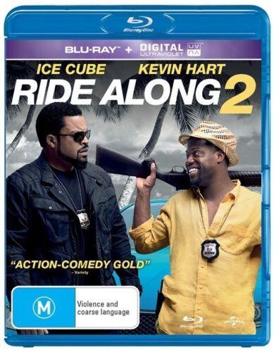 1 of 1 - Ride Along 2 (DVD, 2016)