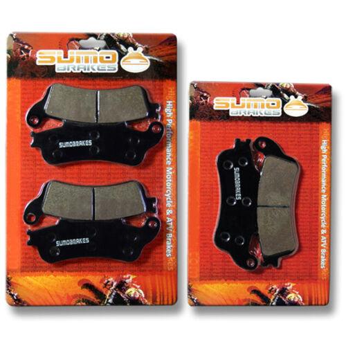 2001-2013 Honda FR+R Brake Pads GL 1800 Goldwing 2004-2005 NRX 1800 Rune 18