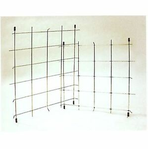 Spray booth exhaust filter 20 x 20 wire holding grid ebay for Paint booth filters 20x20
