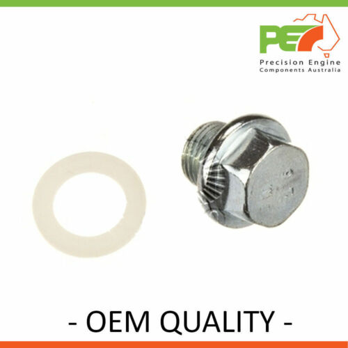 New OEM Quality SumpDrain Plug For Nissan Vanette C20 1.2l A12.