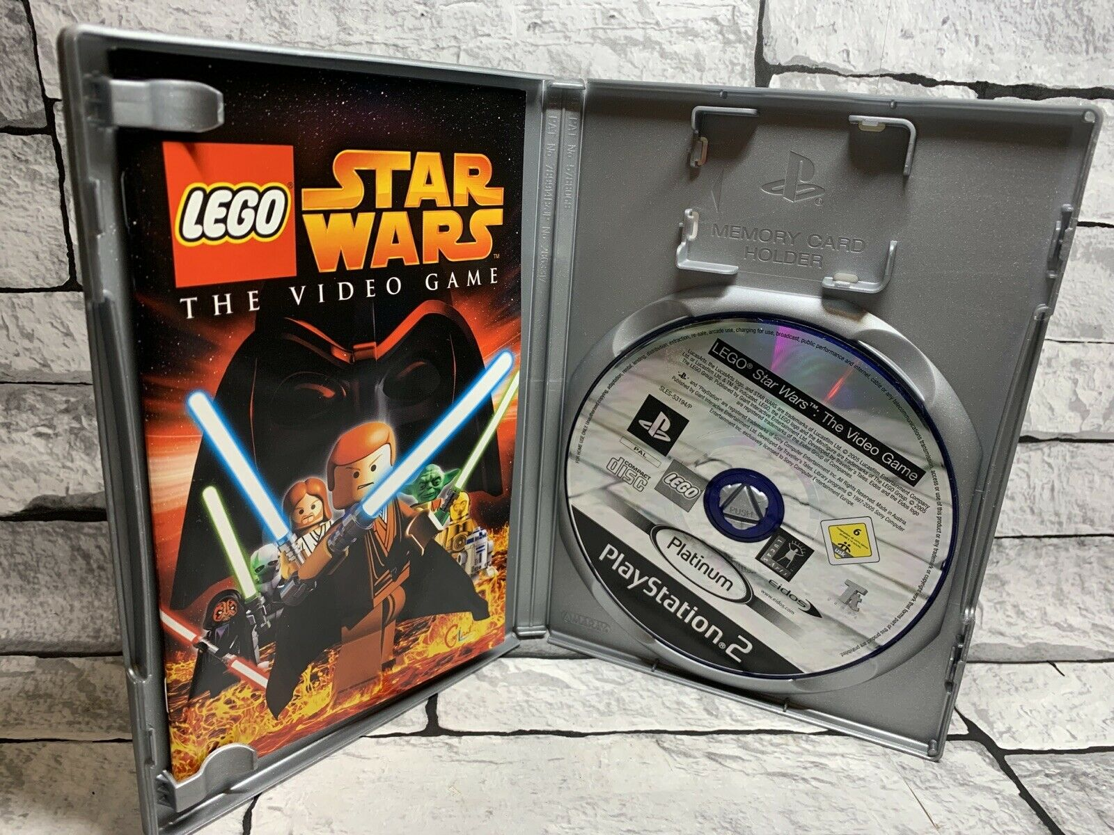 PLAYSTATION 2 / PS2 - Lego Star Wars: The - Occasion StarWars