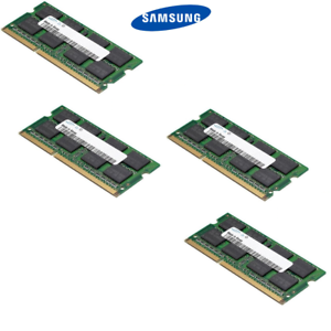 SAMSUNG-32GB-4-x-8GB-PC3L-12800-DDR3L-1-35V-SODIMM-Laptop-Memory-Low-Voltage