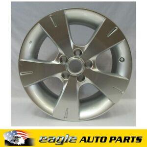 """Mitsubishi 380 SX Sedan 17"""" X 7"""" Alloy Mag Wheel 3.8l V6 2007 - 08 Genuine"""