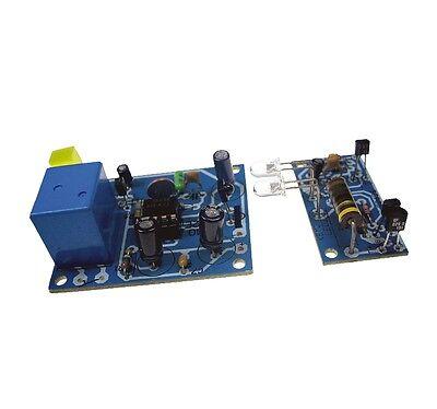 S709 - IR Lichtschranke Infrarot Kemo B062 mit Relais für max. 3A