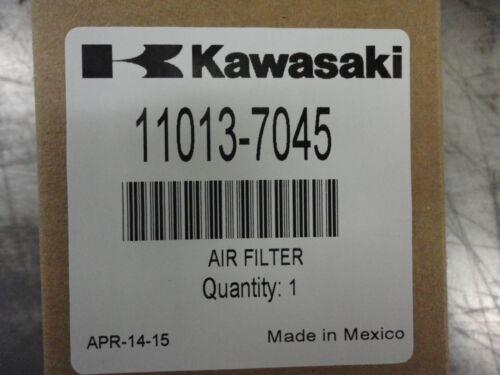 Kawasaki Genuine OEM Air Filter 11013-7044 11013-7045 replaces MIU12458 MIU12457