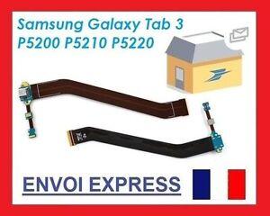 ORIGINAL-TAB-3-GT-P5210-Micro-USB-Connecteur-de-Charge-Nappe-Microphone-Chargeur