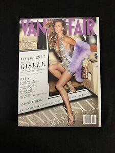 Vanity Fair Magazine September 2007 - Gisele Bündchen, Ralph Lauren