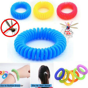10pcs-Anti-Mosquito-Hair-Wrist-Band-Insect-Repellent-Bracelet-Camping-Outdoor-TR