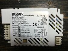 Tridonic PC 1x28-33 Lo DD Combo 2 D Feux d/'Urgence Ballast Art No 89 899 943