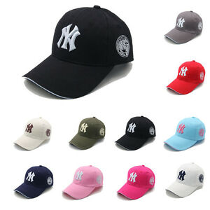 Gorra de Béisbol Gorro de Algodón Bordada Hip-Hop Snapback para Hombres Mujeres