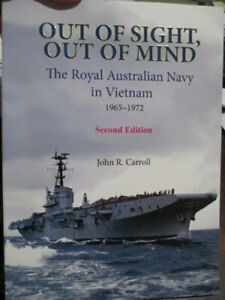 History-Royal-Australian-Navy-Vietnam-War-1965-72-2nd-ed-Out-Of-Sight-Book-New