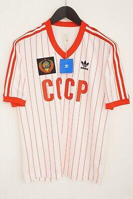 Men Adidas Originals RUSSIA/USSR/CCCP Football Jersey S XMD203   eBay