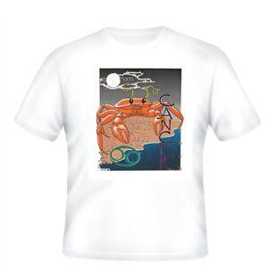 31112382 Image is loading NOVELTY-T-shirt-Cancer-Crab-Astrological-Sign-Astrology-