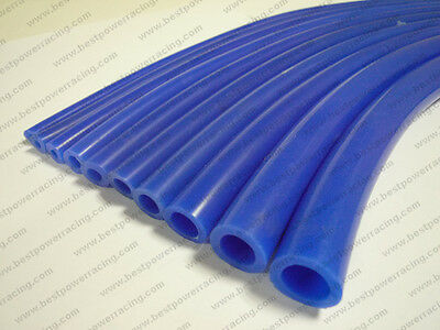 6mm ID Silicone Vacuum Hose Turbo Dump Radiator Silicon Air Hose Pipe BLUE 3 M