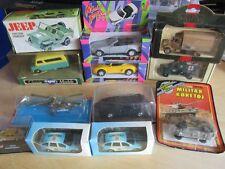 12 Modellautos Lledo Corgi Schuco Pilen u.a. OVP