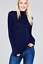 Women-Long-Sleeve-T-Shirt-Slim-Fit-Turtle-neck-Pullover-High-Tops-Casual-USA thumbnail 5