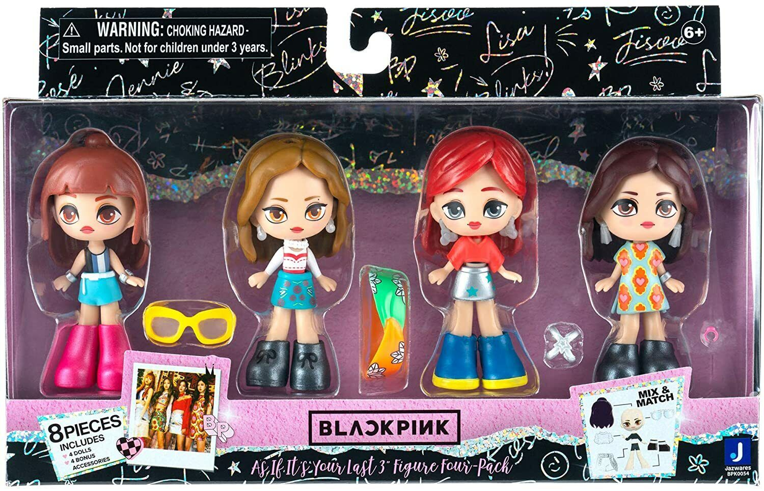 Awesome Jazwares Blackpink Dolls wallpapers to download for free greenvirals