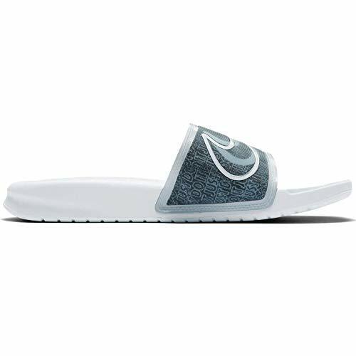 Femmes Nike Benassi LX blanc/bleu BQ5173-100 Sandales
