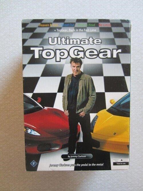 TopGear, DVD, action