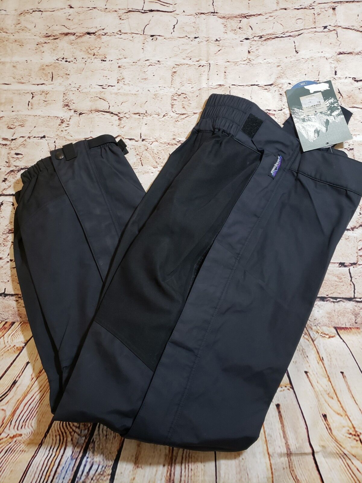 NWT   349 PATAGONIA Women's Stretch Triolet Pants Size 10 Ski Snowboard pants