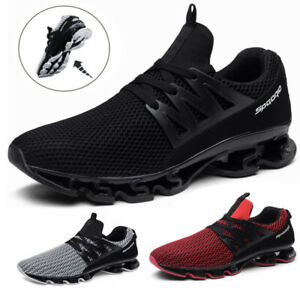 best supplier clearance sale new style Mens Running Trainers Stylish Gym Outdoor Sports Sneakers Shoes ...