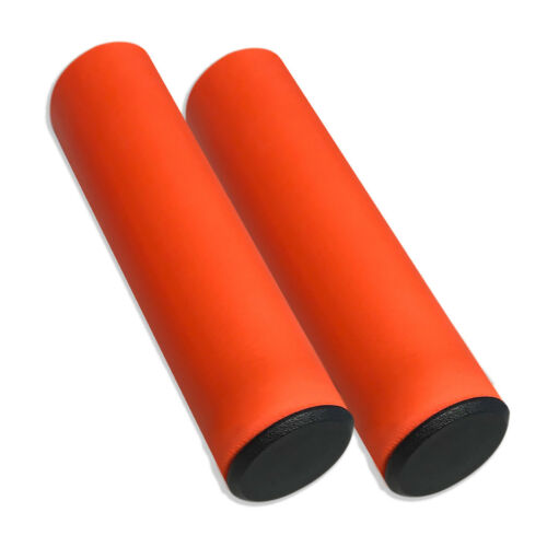"Soft Ergo Bicycle Closed Cell Sponge Bike Handlebar Grips ¼"" Thick"