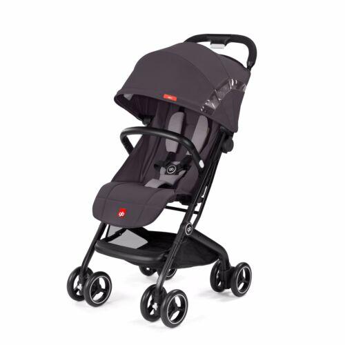 Kids Qbit Lightweight Stroller//Pram//Pushchair Silver Fox Grey Good Baby Child
