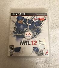 NHL 12 (Sony PlayStation 3, 2011) PS3 EA Sports, Stamkos cover