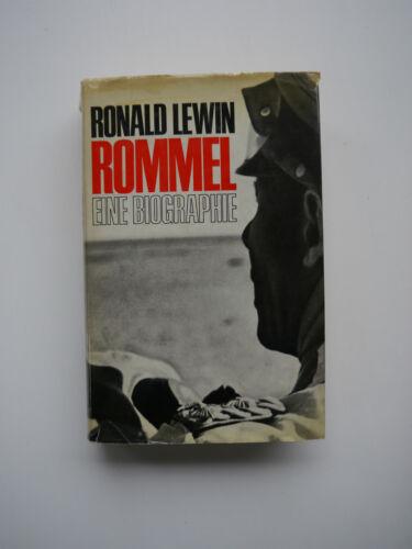 Ronald Lewin-Rommel une biographie