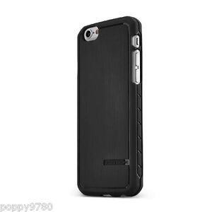 online store 81338 30f43 Details about Body Glove Satin Ultra Thin Silicone Rubber Case for iPhone 6  Plus 6S Plus Black