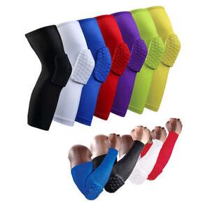 Basketball-Knee-Pads-Adult-Kneepad-Football-Knee-Brace-Support-Leg-Elbow-Protect