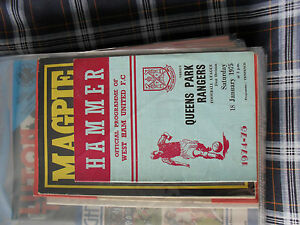 west ham v qpr 1975 - <span itemprop=availableAtOrFrom>Leeds, United Kingdom</span> - west ham v qpr 1975 - Leeds, United Kingdom