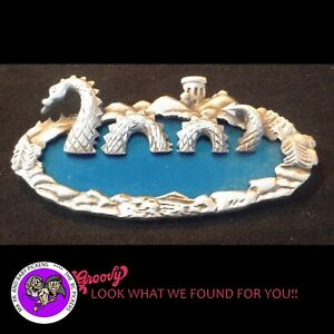 034-JJ-034-Jonette-Jewelry-Silver-Pewter-039-Sea-Serpent-in-Lake-Lighthouse-039-Pin
